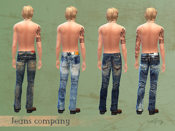 Jeans company by Wolfcry