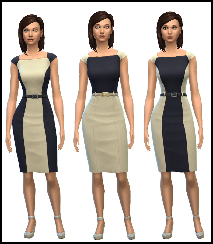 Elegant Pencil Dresses by Simista