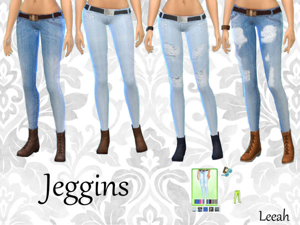 Skinny Jeans and Jeggins by leeah