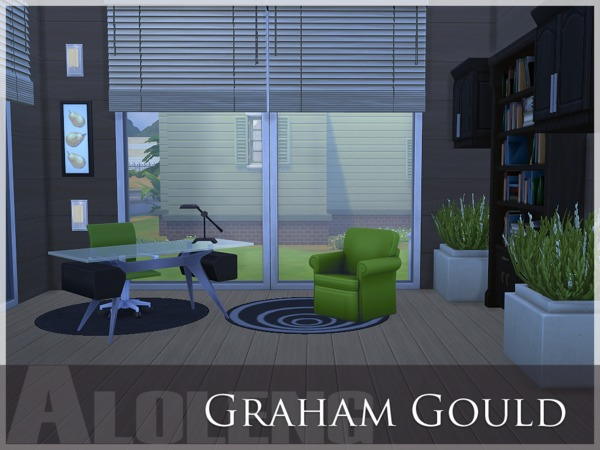 Graham Gould by aloleng