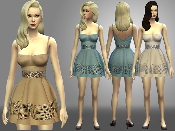 Cocktail Dress by Nia