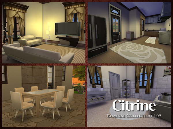 Citrine (Furnished) by Rhaegal