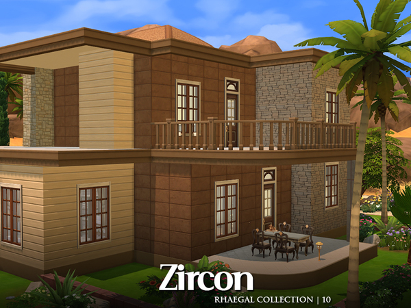 Zircon (Furnished) by Rhaegal