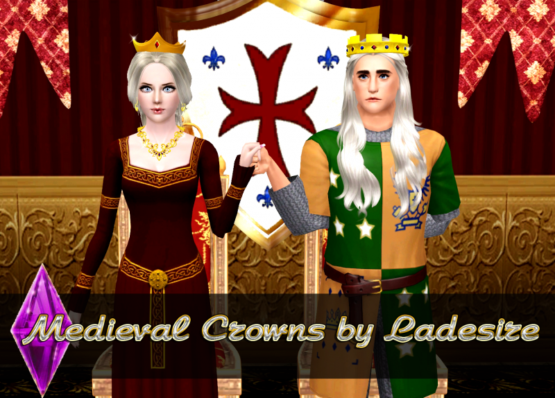 Medieval Crowns by Ladesire