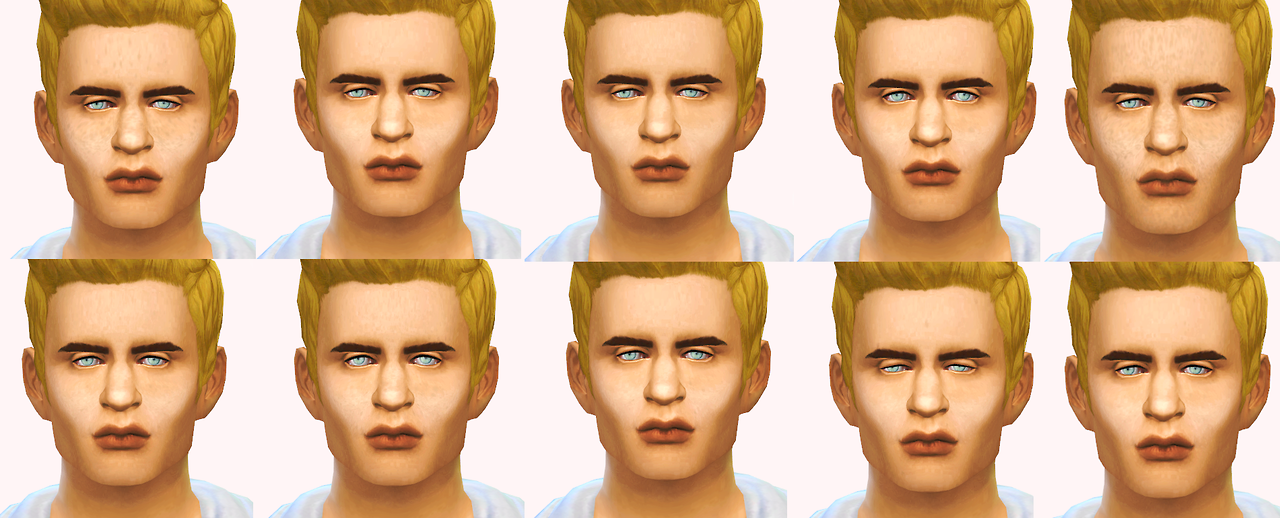 TS2 to TS4 - Jessis Water on our Backs Freckles by Chumcha