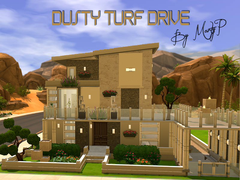 Dusty Turf Drive by MartyP