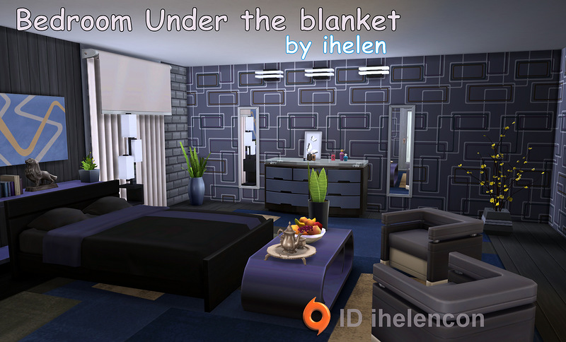 Bedroom Under The Blanket by ihelen