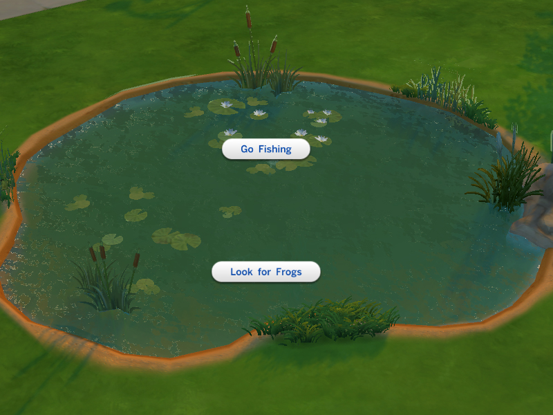 Buyable Ponds by Snaitf
