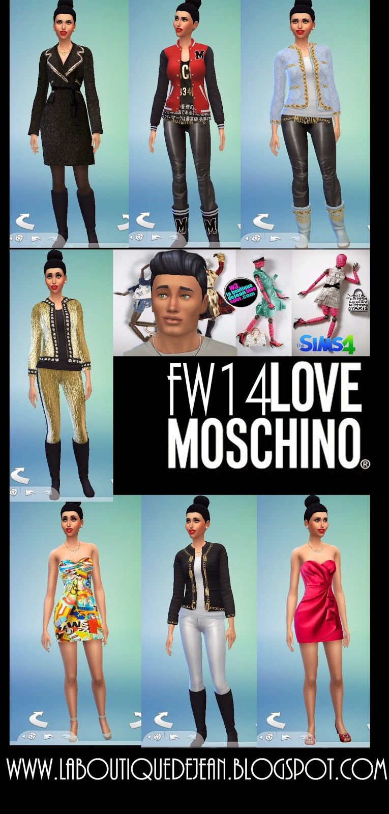 Moschino FW14 by jeancr874