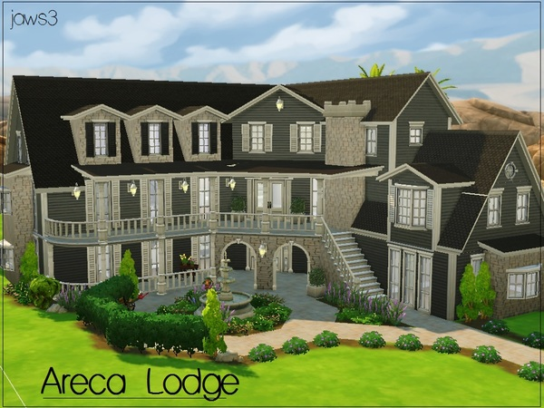Areca Lodge by Jaws3