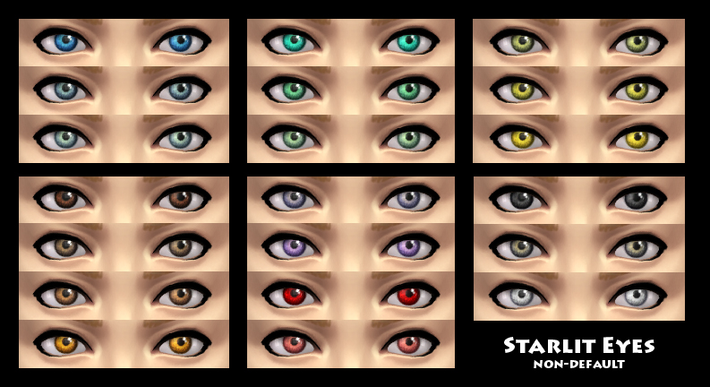 Starlit Eyes by Robonotbot