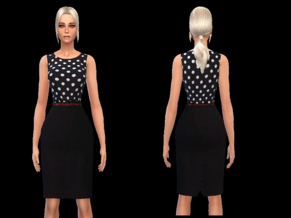 formal dress set female by simsoertchen