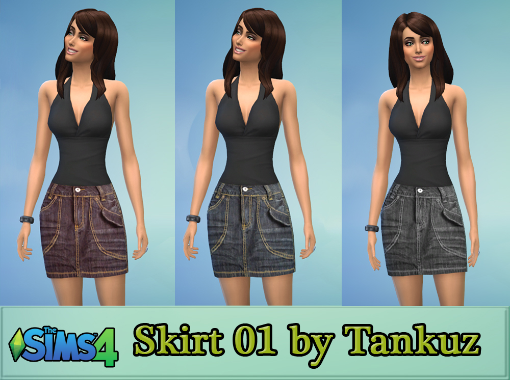 Skirt 01 by Tankuz