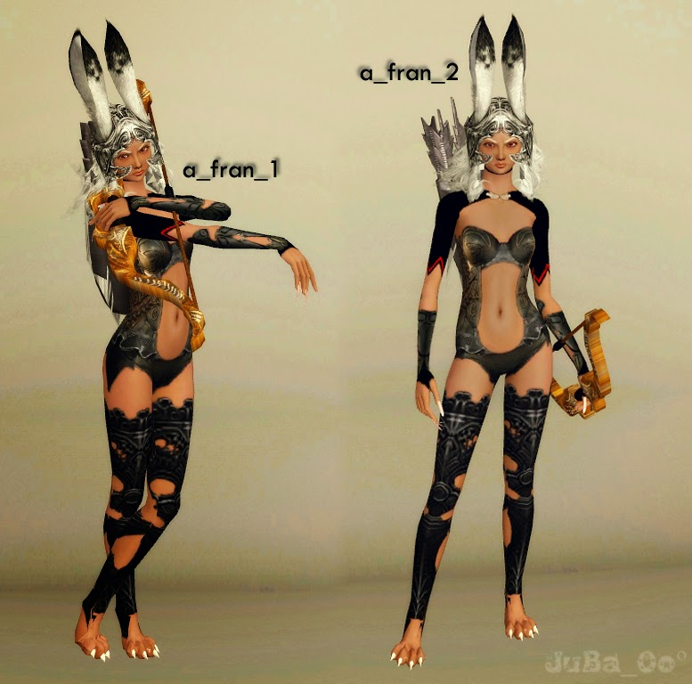 Fran from Final Fantasy XII by JuBa_0o