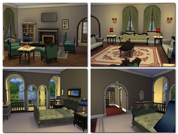 Villa Olivia_Furnished_ by ayyuff