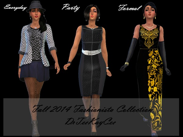 Fall 2014 Fashionista Collection by drteekaycee