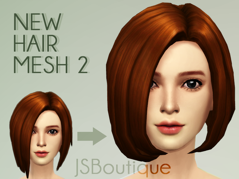 Hair 2 for Females by JSBoutique