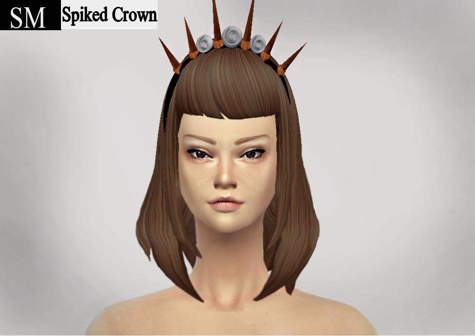 Spiked Crown by Simaniacos