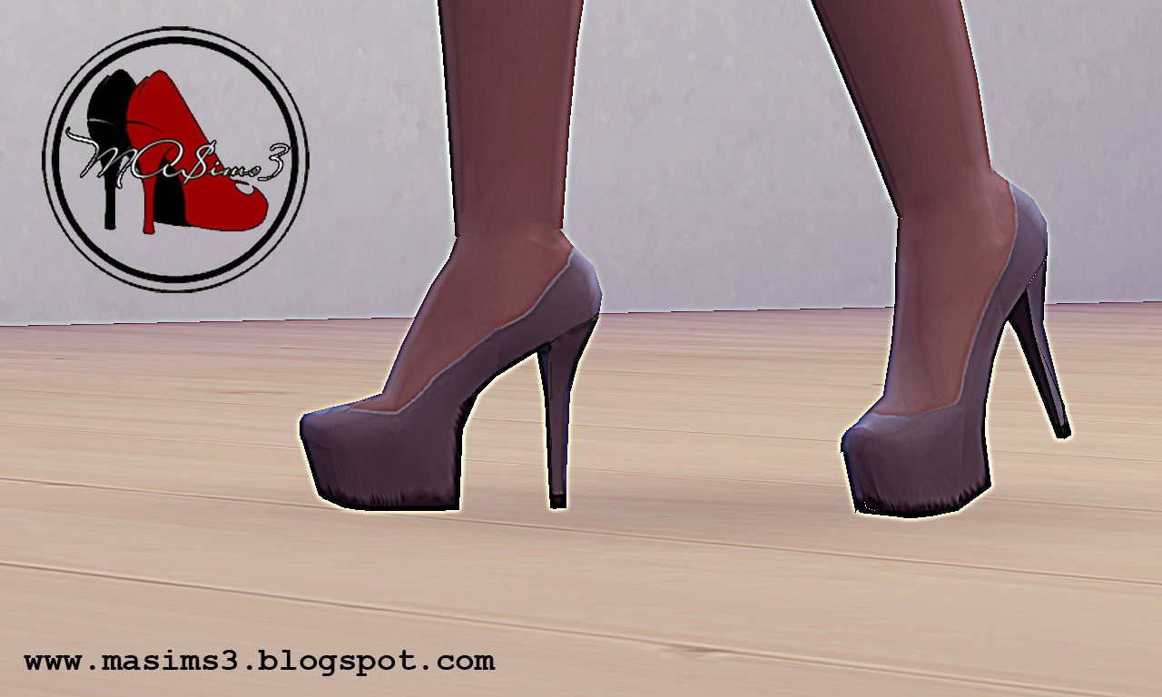 High Heel Platform Pumps by MrAntonieddu