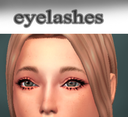 Eyelashes by simaniacos