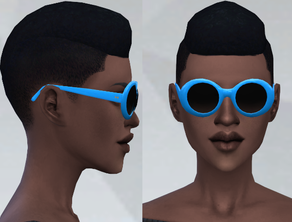 VoidSims Flat Top Male to Female Hair Conversion