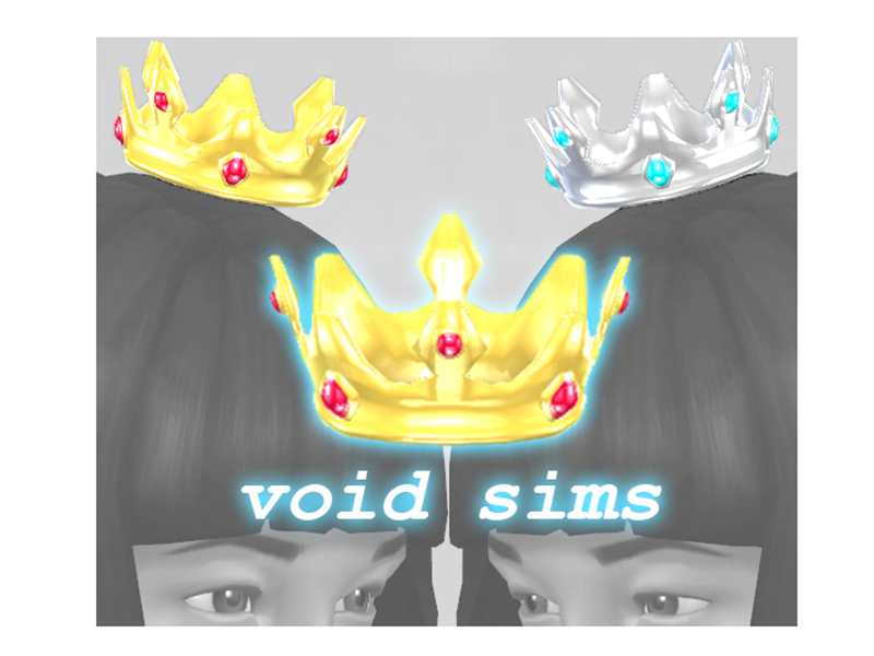 Floaty Crown by void-sims