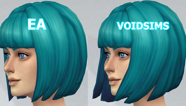 Short Bob Edit by void-sims