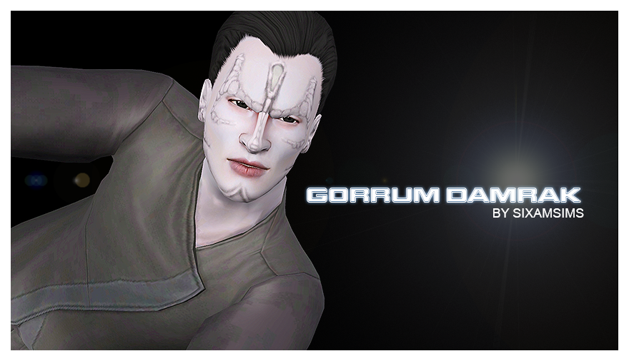 Gorrum Damrak by Sixamsims