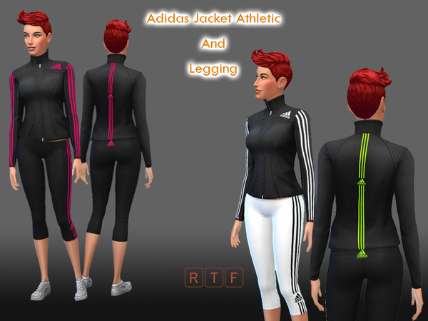 Adidas Athletics Outfits by oldmember_rttraldi
