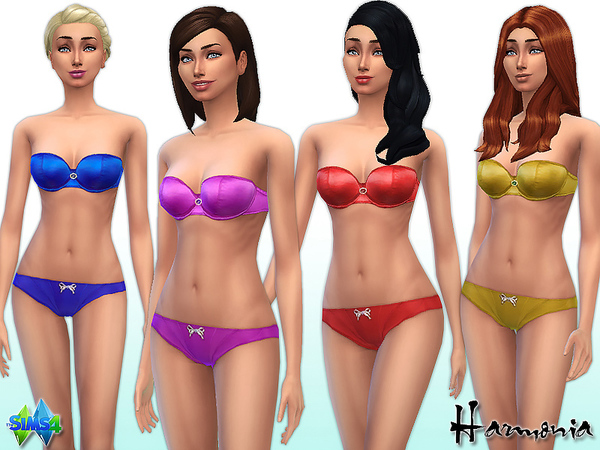 Harmonia TS4 Set 001 ~ Update!