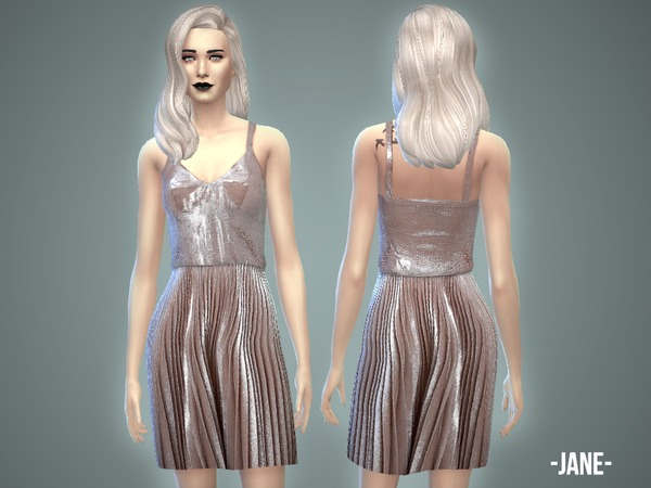 Jane - Dress by -April-