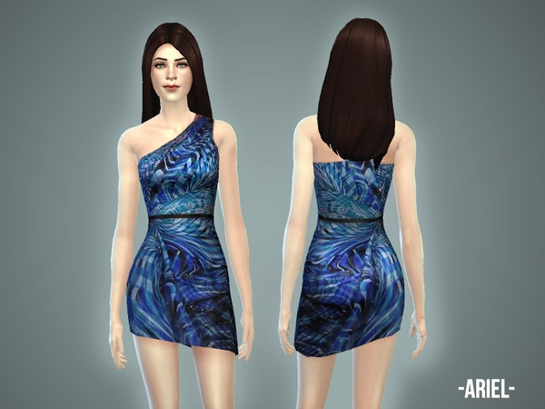 Ariel - Dress by -April-