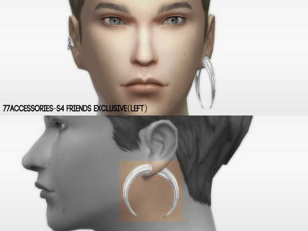 77Accessories-S4 Friends exclusive Set by The 77 sims