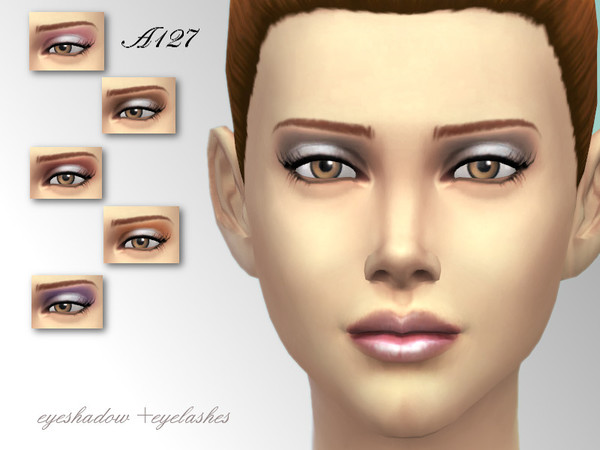 Eyeshadow n 001 by altea127