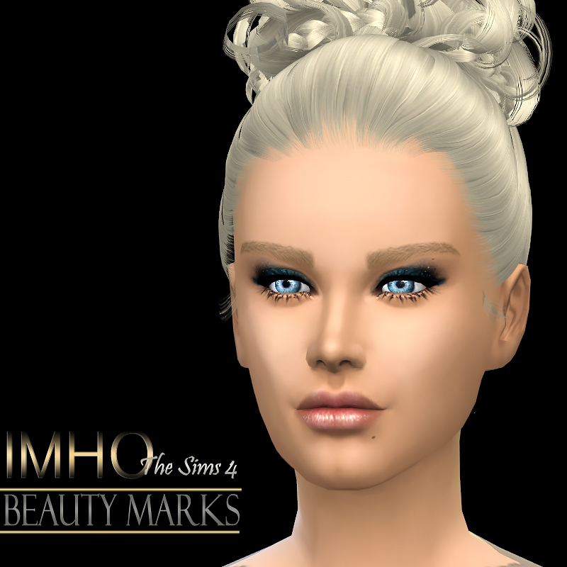 13 Beauty Marks Celebrities for The Sims 4 by IMHO