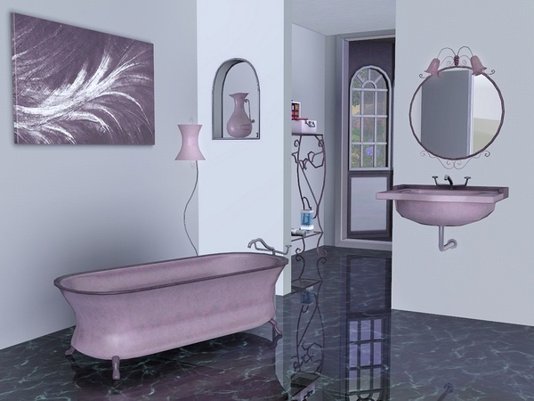 Elizabeth Bathroom by Flovv