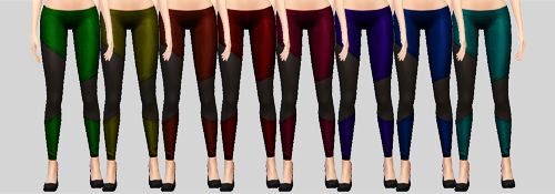 Sheer Tights by Sqquaresims