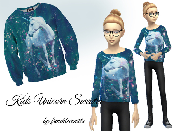 KIDS Awesome Sweaters Set by french0vanilla