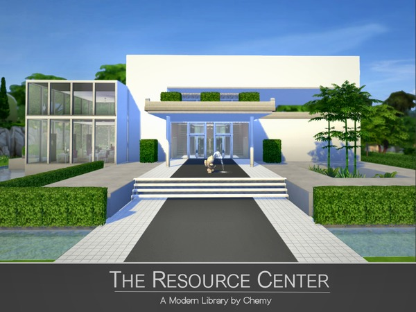 THE RESOURCE CENTER by chemy