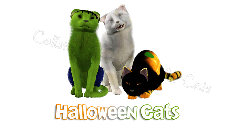 Halloween Cats 2014 by Catlover800