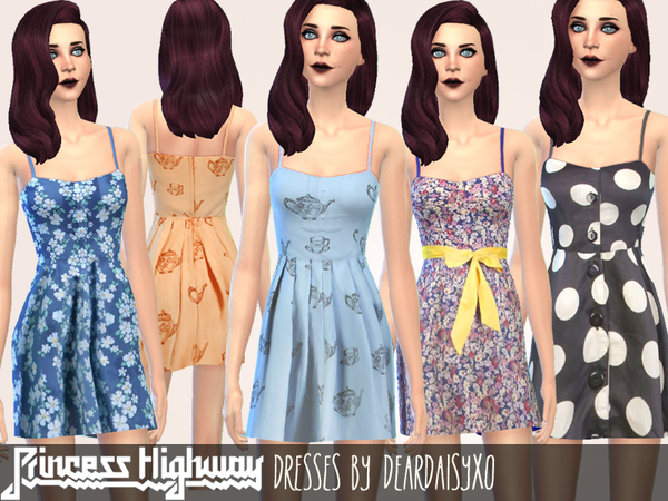 Princess Highway Dresses by deardaisyxo