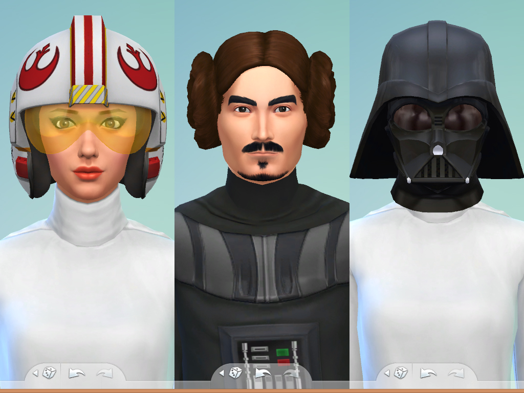 Versatile Star Wars Hats by Snaitf