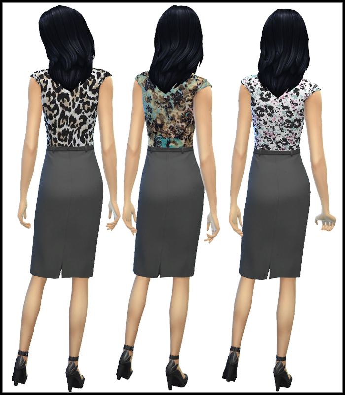 Pencil Dress Collection by Simista