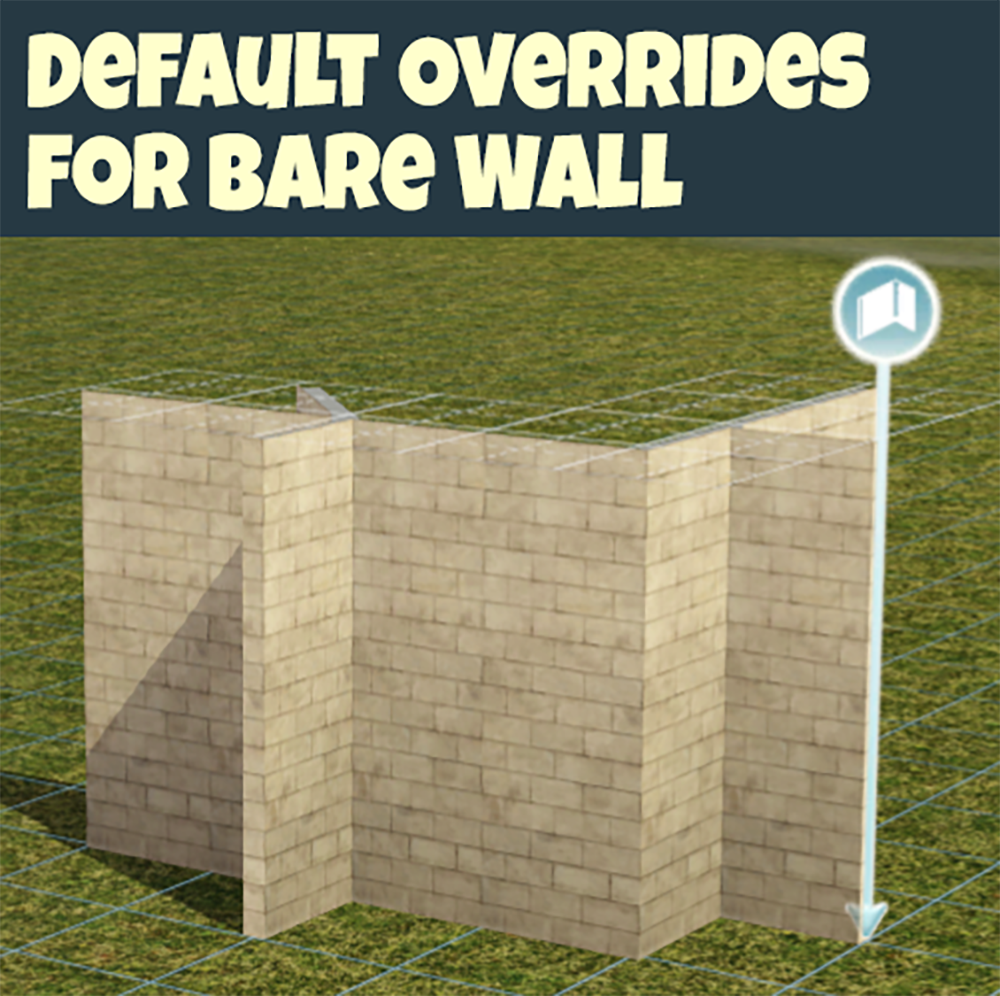 Default Bare Walls by Aminovas