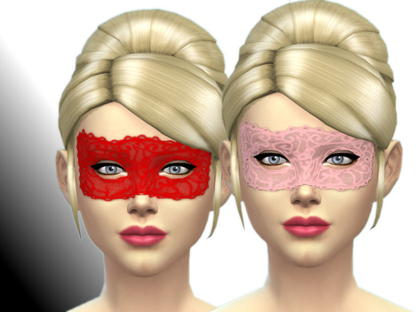 Lace Mask by altea127