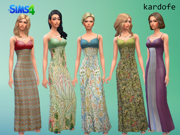 kardofe_printed dress_recolor