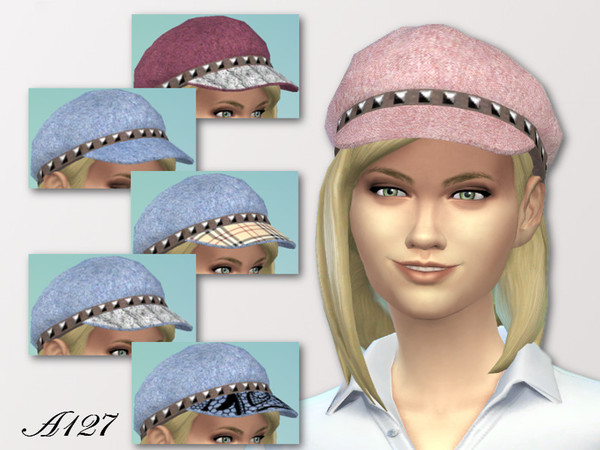 Visor Hat by altea127