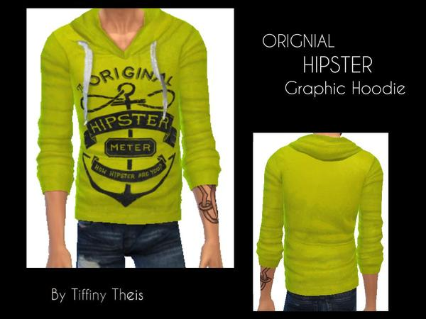 Graphic Hoodies by tiffybee