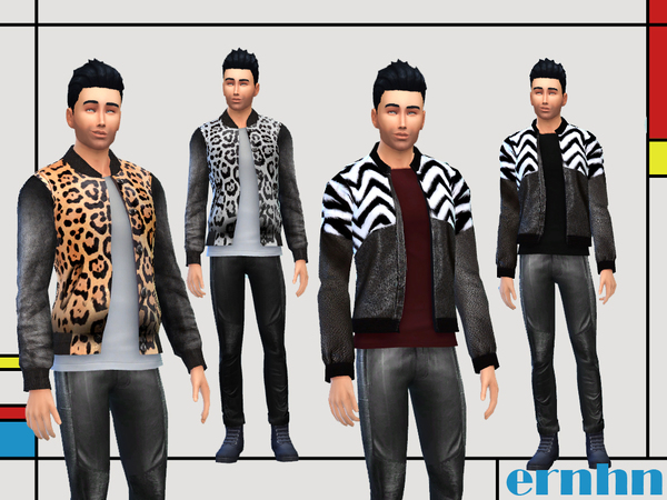 Stylish Male Set by ernhn