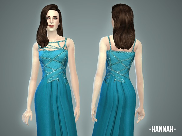 Hannah - gown by -April-